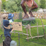 きみは恐竜をみたか -「ノリタケの森に恐竜がやってきたⅣ」